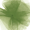 Solid Tulle Fabric - Basil