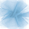 Solid Tulle Fabric - Blue