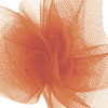 Solid Tulle Fabric - Copper