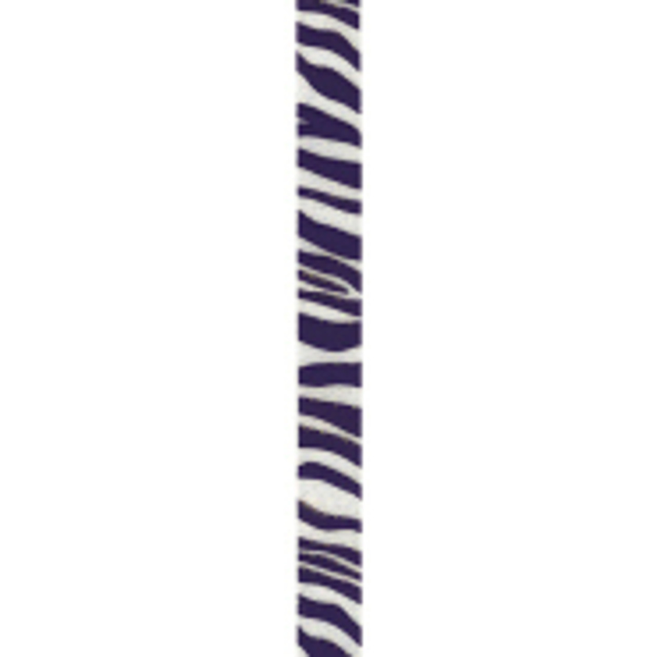 Royal Zebra Crystal Ribbon