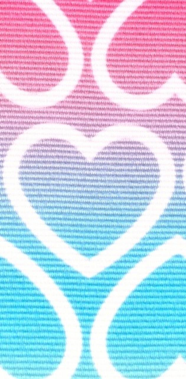 Heart Ombre Ribbon