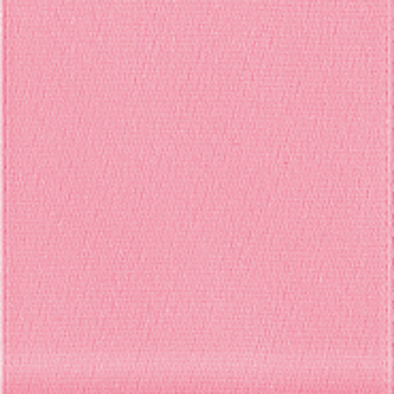Offray Pink Single Faced Satin Ribbon.