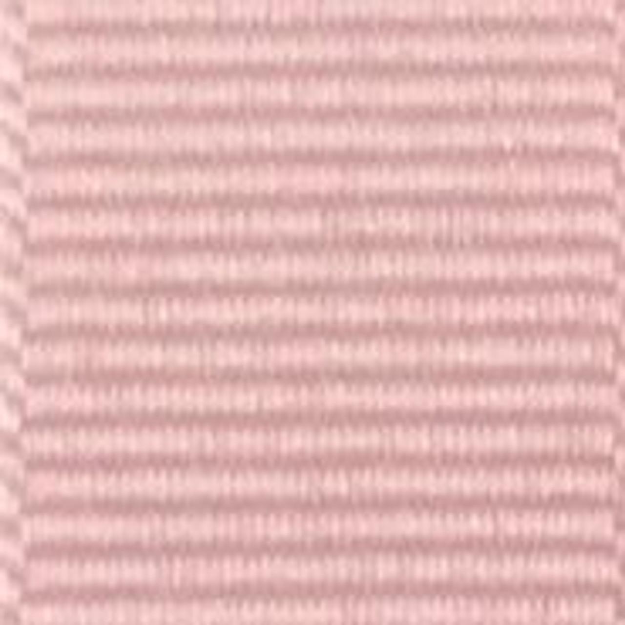 Light Pink Solid Grosgrain Ribbon