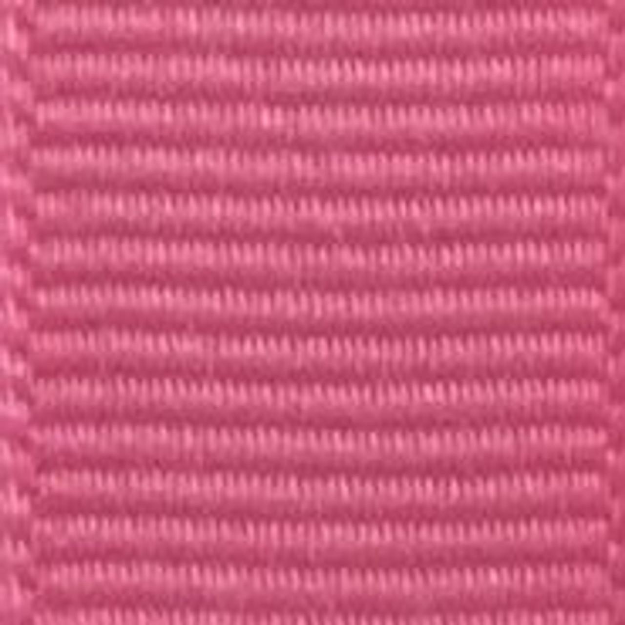 Hot Pink Solid Grosgrain Ribbon