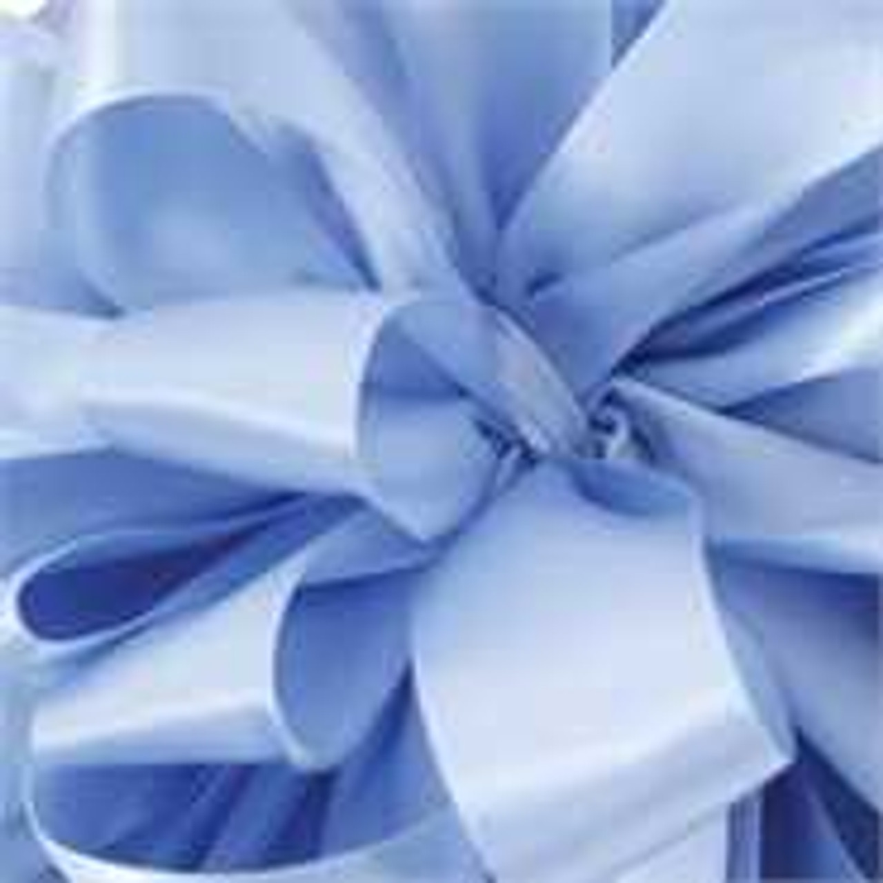Tranquil Blue Double Faced Satin Ribbon