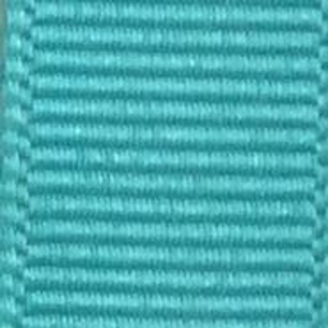 Turquoise Solid Grosgrain Ribbon