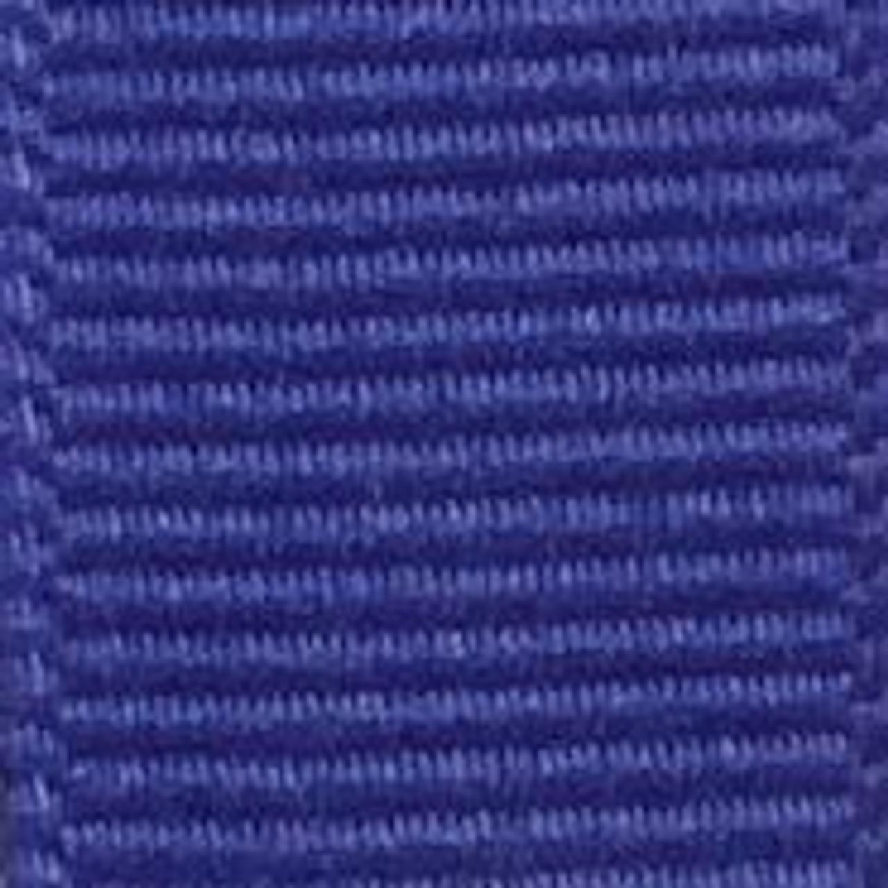 New Iris Solid Grosgrain Ribbon