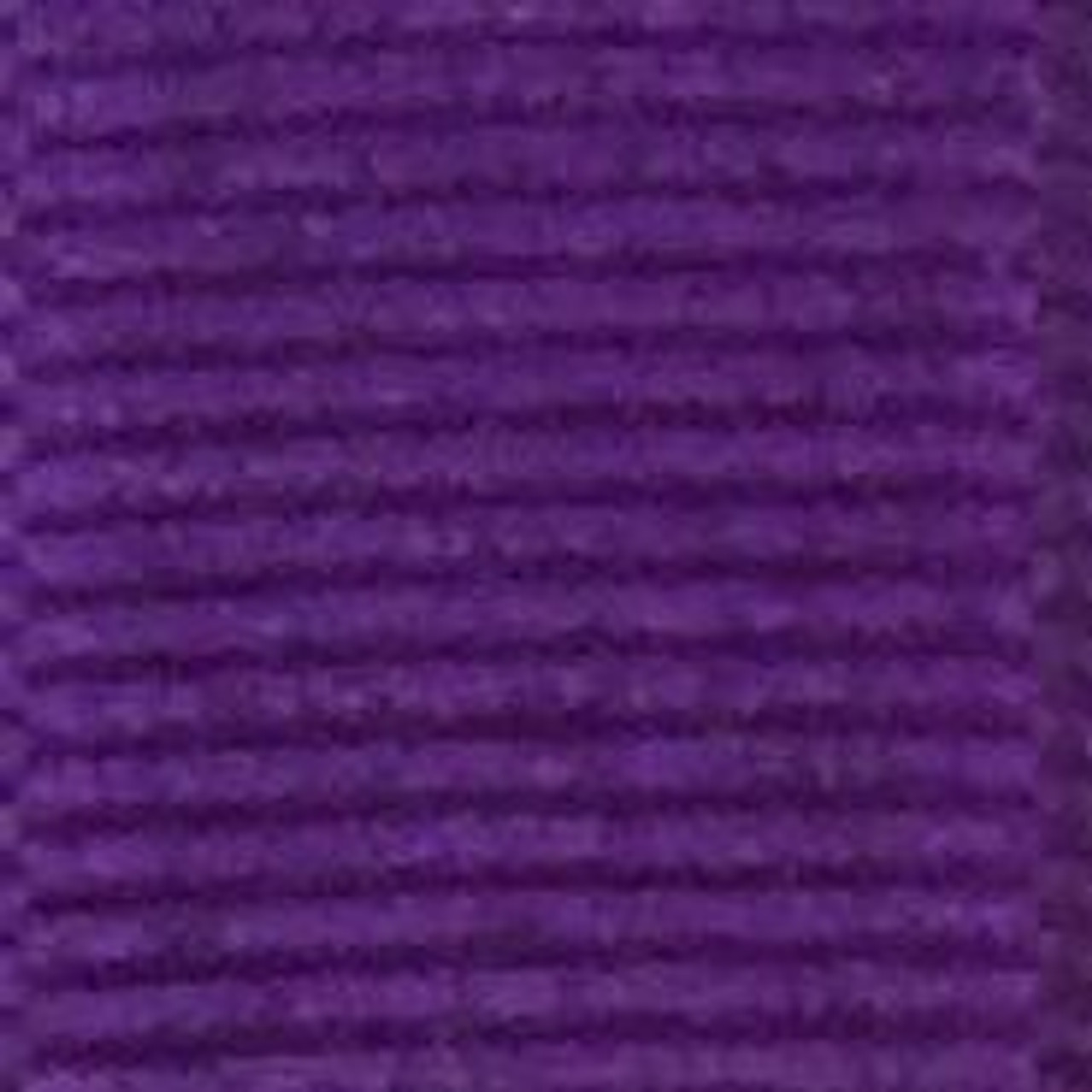 Purple Solid Grosgrain Ribbon