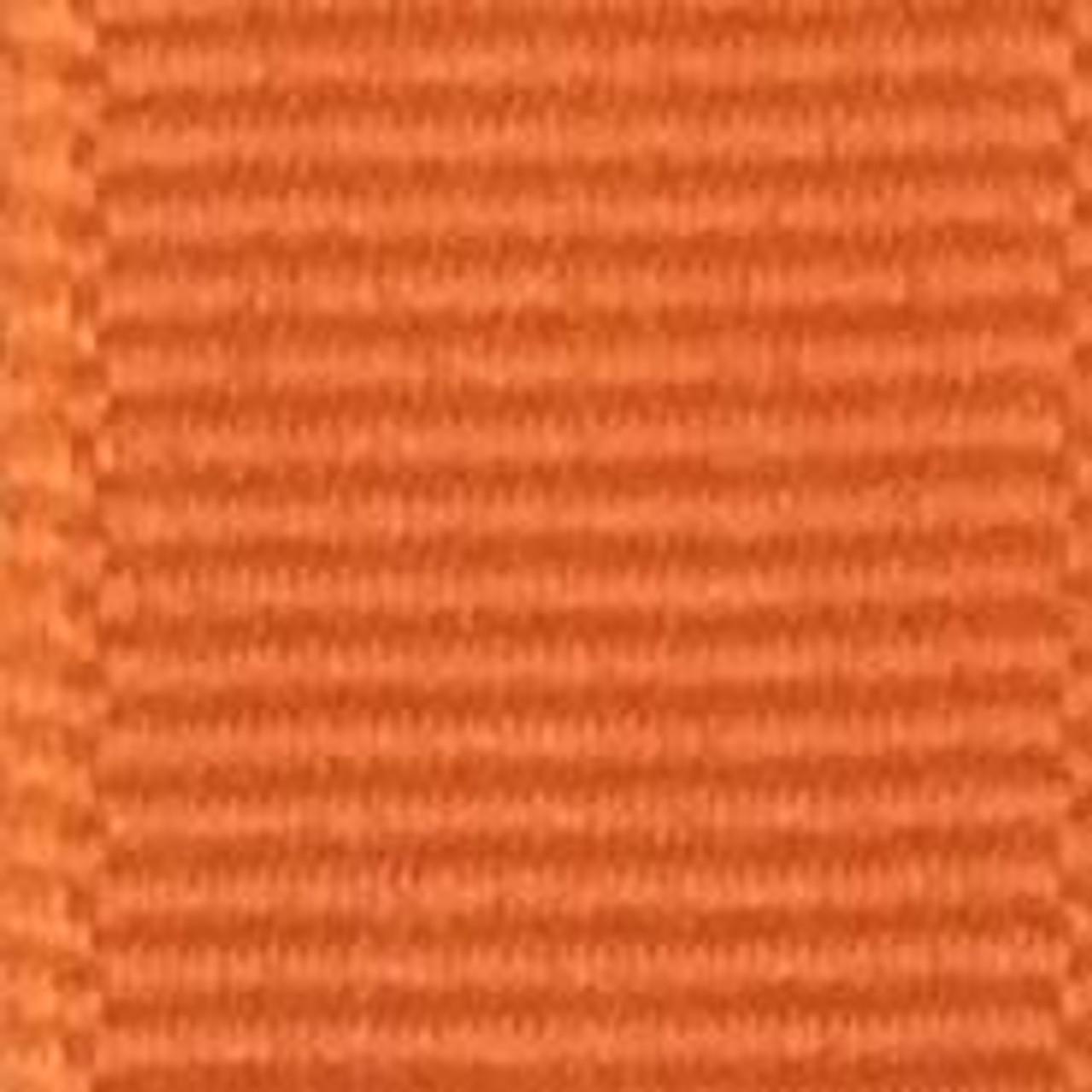 Torrid Orange Solid Grosgrain Ribbon