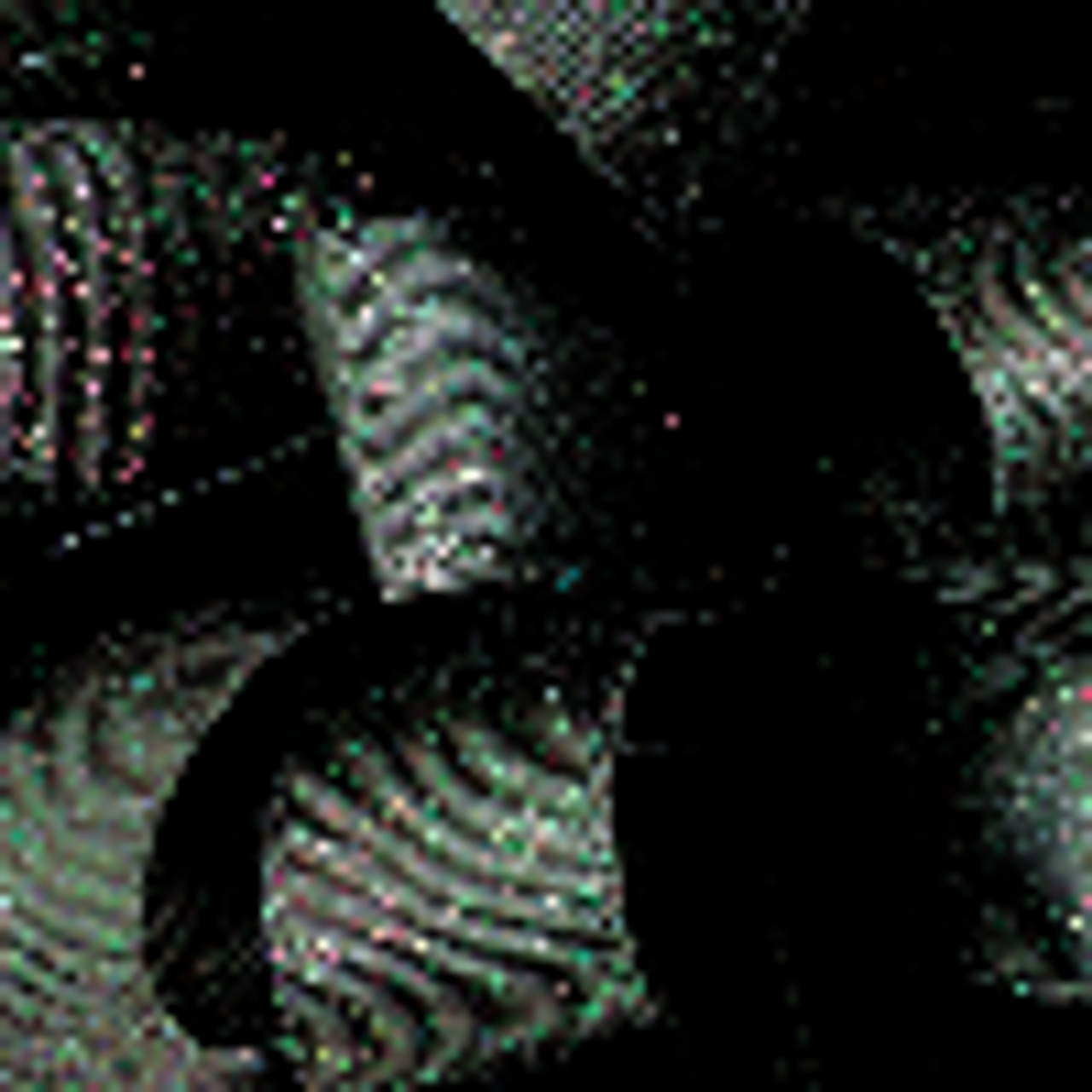 7/8 Black Glitter Grosgrain available in 25 yd rolls.