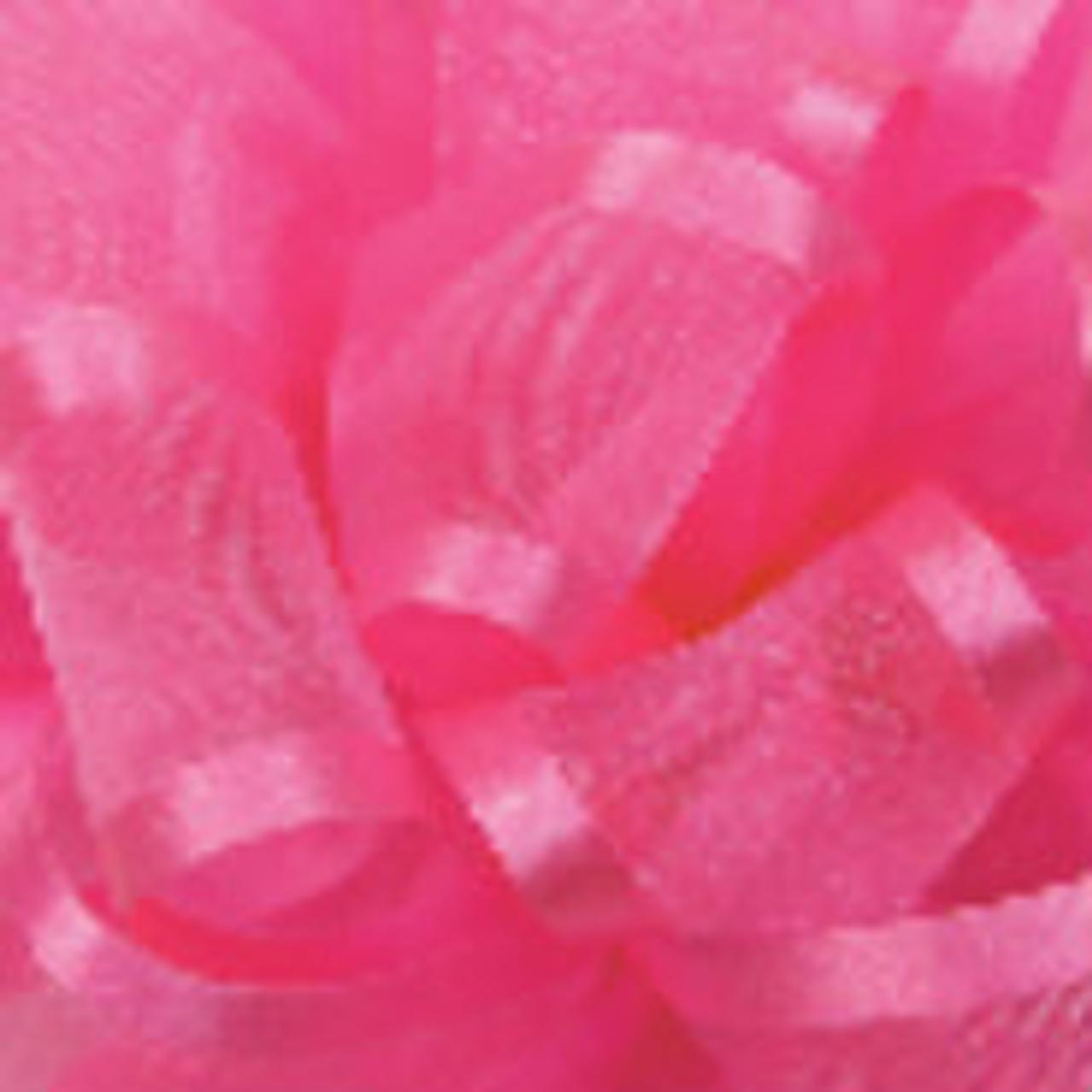 Hot Pink Sheer Ribbon
