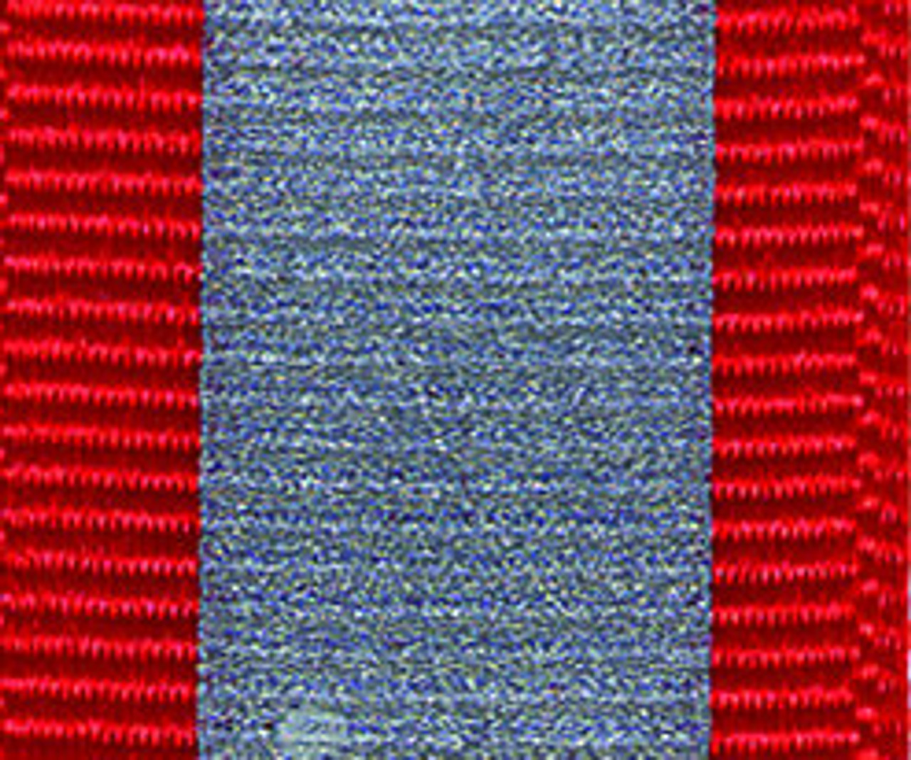 Red Reflective Grosgrain Ribbon