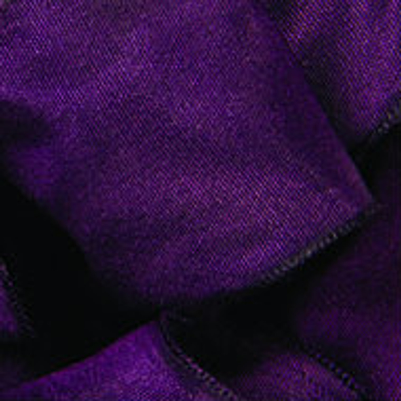 Eggplant Wired Woven Ribbon