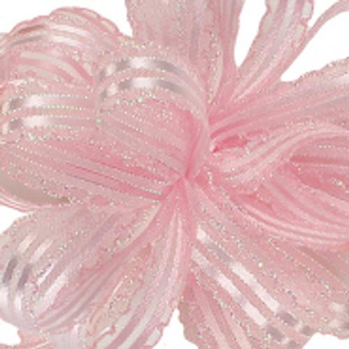 Kendra Light Pink Opal Ribbon