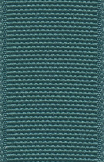 Jade Blue Schiff Grosgrain Ribbon