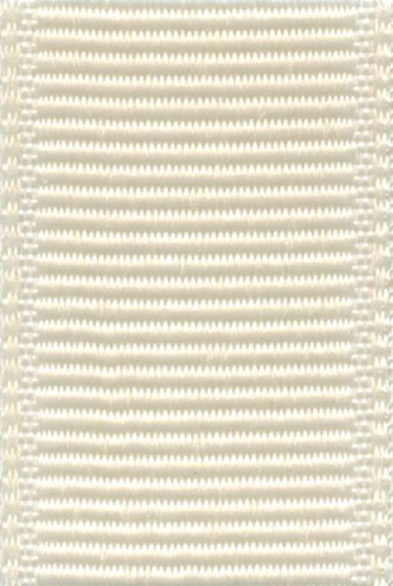 Light Ivory Schiff Grosgrain Ribbon