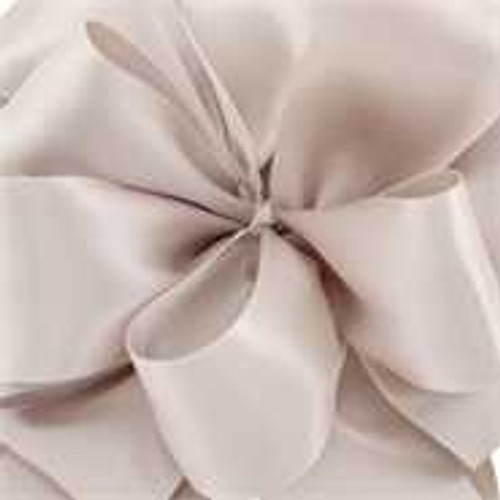 Oyster Double Faced Satin Wholesale Ribbon