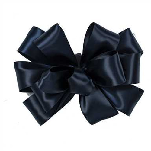 Peacoat Double Faced Satin Wholesale Ribbon