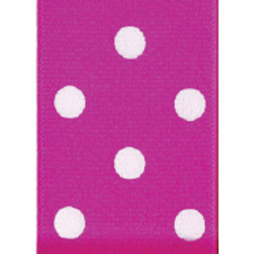 Wildberry Polka Dot