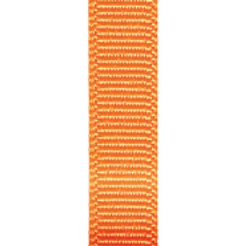 Orange Cream Solid Grosgrain Ribbon
