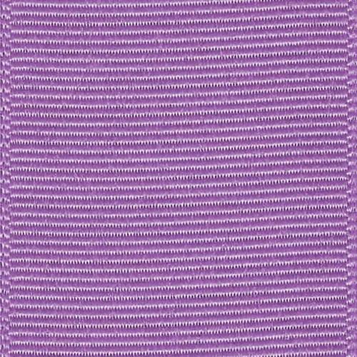 Purple Haze Solid Grosgrain Ribbon