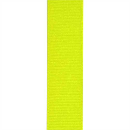 Bright Yellow Solid Grosgrain Ribbon