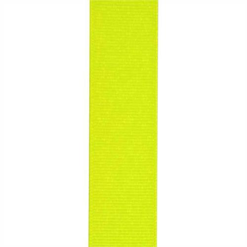 Bright Yellow Solid Grosgrain Ribbon