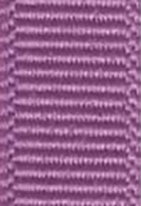 Amethyst Solid Grosgrain Ribbon