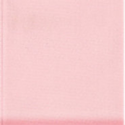 Single faced Powder Pink Wholesale Offray Satin Ribbon