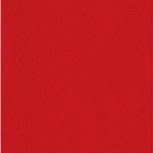 Red Single Faced Satin Ribbon