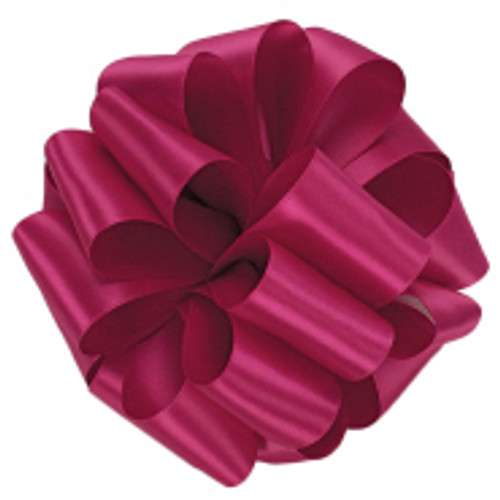 Azalea Double Faced Satin Ribbon