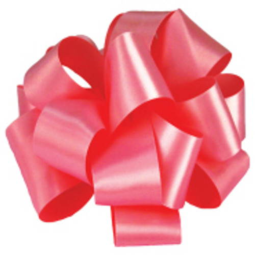 Honeysuckle Double Faced Satin Ribbon