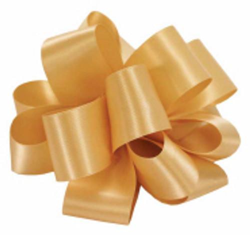 Golden Ale Double Faced Satin Ribbon