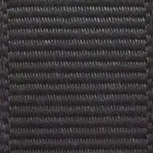 Pewter Solid Grosgrain Ribbon