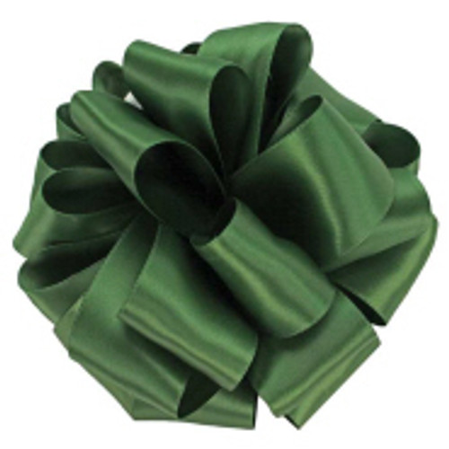 Leaf Double Faced Satin Ribbon