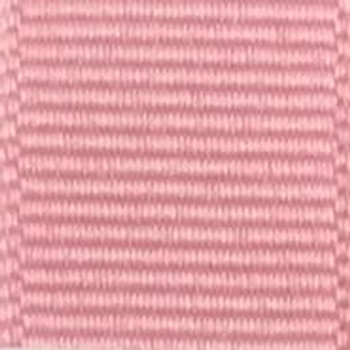 Pink Solid Grosgrain Ribbon