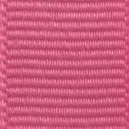 Hot Pink Solid Grosgrain Ribbon