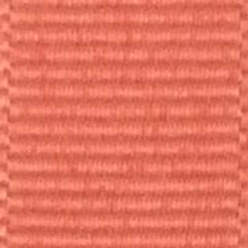 Living Coral Solid Grosgrain Ribbon