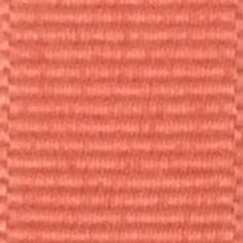 Living Coral Solid Grosgrain Ribbon