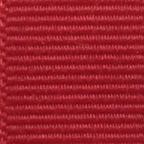 Red Solid Grosgrain Ribbon