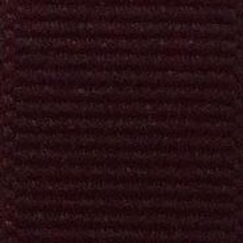 Burgundy Solid Grosgrain Ribbon