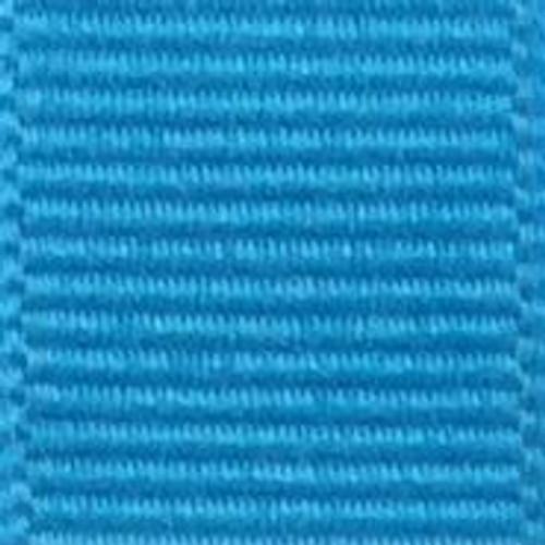 Island Blue Solid Grosgrain Ribbon