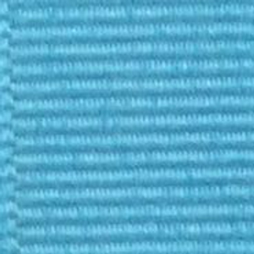 Mystic Blue Solid Grosgrain Ribbon