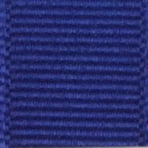 Royal Solid Grosgrain Ribbon