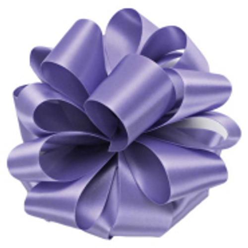 Iris Double Faced Satin Ribbon