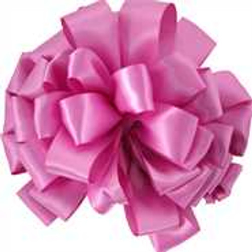 Orchid Double Faced Satin Ribbon