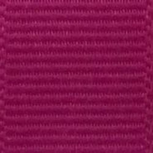Wild Berry Solid Grosgrain Ribbon