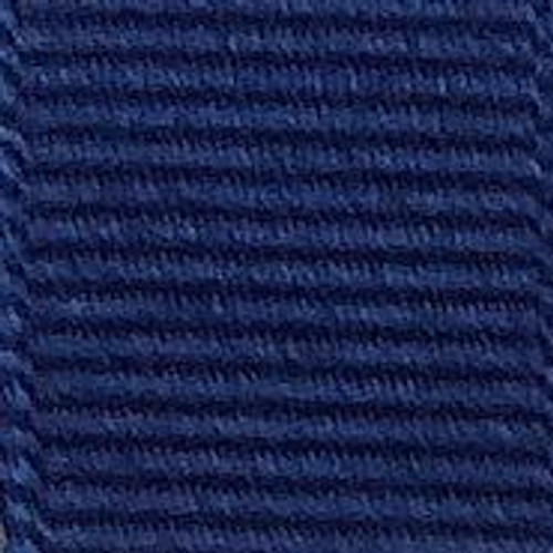 Century Blue Solid Grosgrain Ribbon