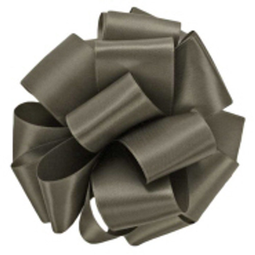 Deep Sage Double Faced Satin Ribbon