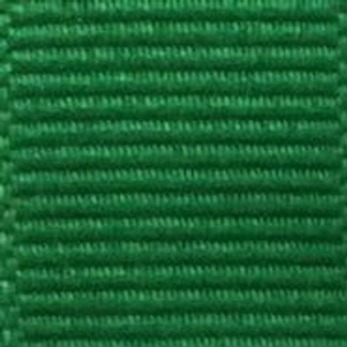 Emerald Solid Grosgrain Ribbon